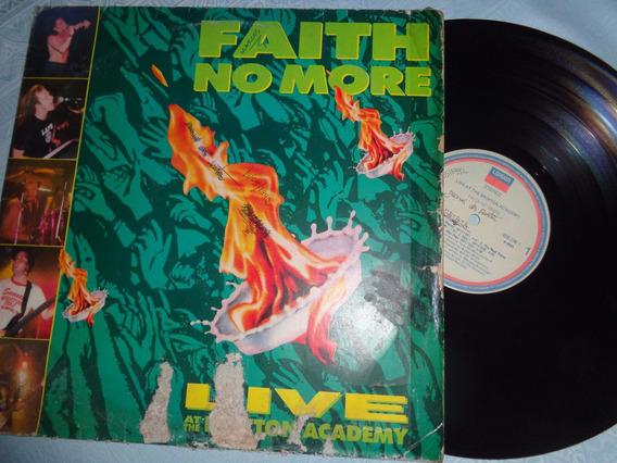 Lp Faith No More, Live Brixton Academy