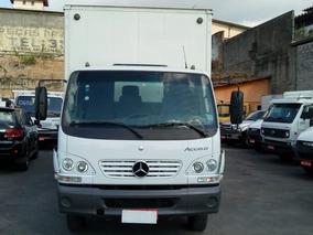 Mercedes-benz Mb 915 11/11 Baú De 6,5 Metros Fino
