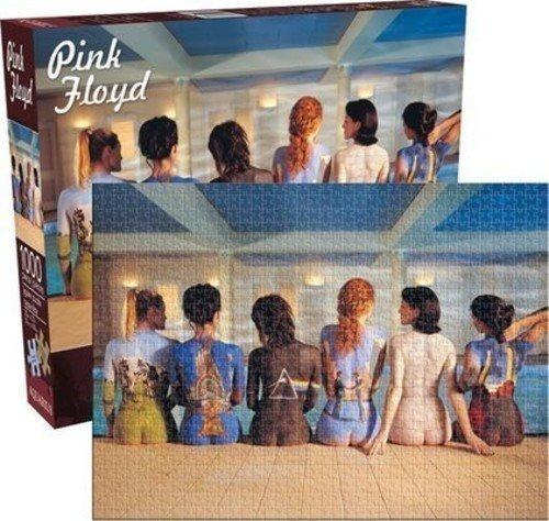 Imagen 1 de 1 de Rompecabezas De Pink Floyd  1000 Piezas