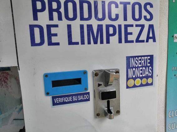 Oportunidad Negocio Máquina Vending Productos De Limpieza