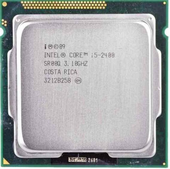 Processador I5 2400 1155 -3,10ghz Turbo Max 3,40ghz Oem