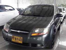 Chevrolet Aveo Sedan Mecanico