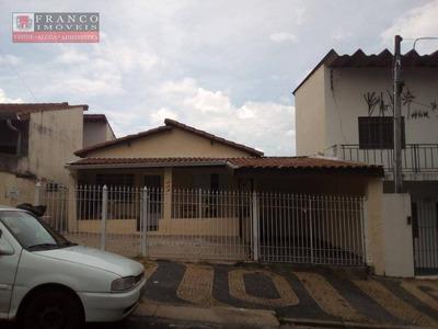 Imóvel Comercial E Residêncial A Venda - Ca0513