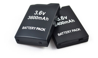 Bateria De Psp 1000,2000,3000