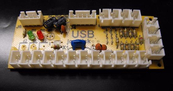 Placa Zero Delay Usb Para Controles Arcade Compativel Pc/ps3