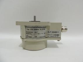 Potenciômetro De Rotação De Precisão Fsg Pw 45mlld