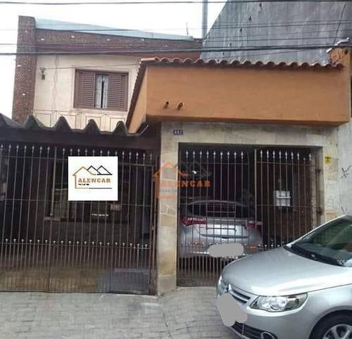 Sobrado À Venda Por R$ 477.000,00 - Jardim Ana Rosa - São Paulo/sp - So0438