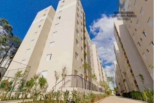 Apartamento A Venda No Bairro Vila Industrial Em São Paulo - 1410-1