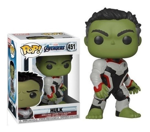 Funko Pop Hulk Marvel Avenger 451 Original