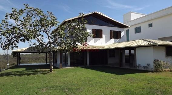 Linda Casa Em Condomínio Fechado Em Confins - 17128