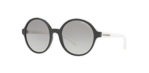 Gafas De Sol Armani Exchange Ax4059s 82041155 Black Frame