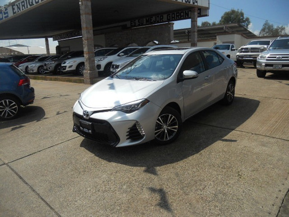 Toyota Corolla Plata 2017 Se Plus