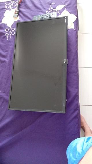 Tv 32 Philips Nova Com 4 Meses De Uso