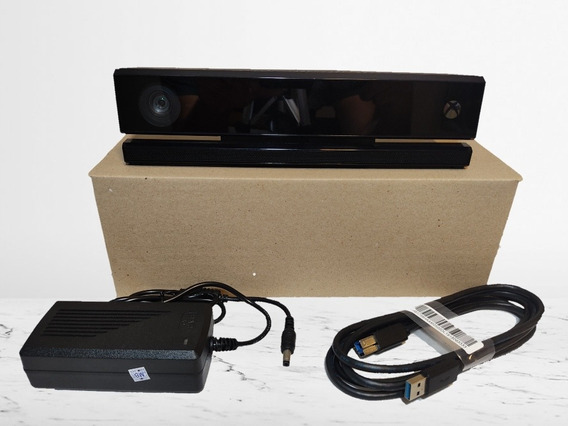Kinect Adaptado Para Uso No Xbox One S (slim), X, Ou Pc.