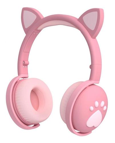 Audifonos Bluetooth Inalambricos Diadema Manos Libres Led Hd