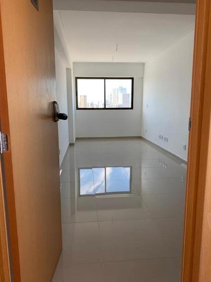 Apartamento Com 2 Quartos Para Alugar, 53 M² Por R$ 2.999/mês Com Taxas - Graças - Recife/pe - Ap2061
