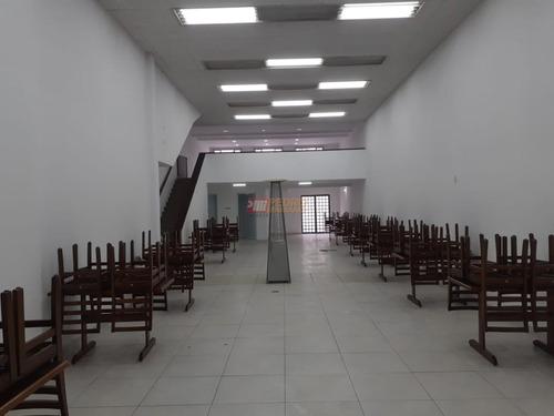 Predio Comercial Bairro Rudge Ramos Em Sao Bernardo Do Campo - L-26985
