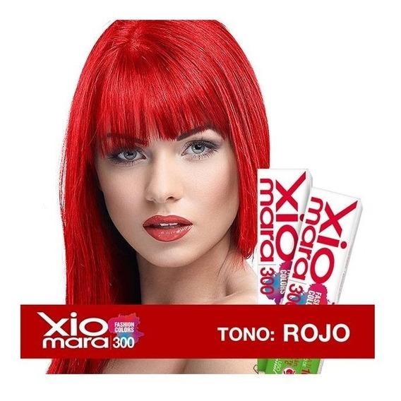 2 Cajillas Tono Rojo X300fc