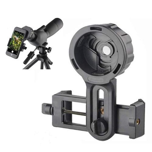 Adaptador De Fotografía Telescopio Para Telefono