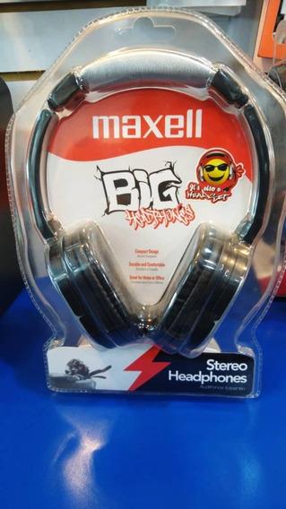 Audifonos Estéreo Maxell (20)