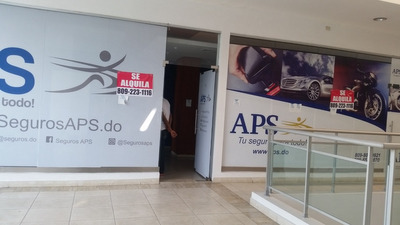 Local En Renta En Centro Comercial De Santiago Ajpl02