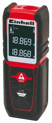 Medidor De Distancia Laser Einhell Tc-ld 25 Alcance 25mts