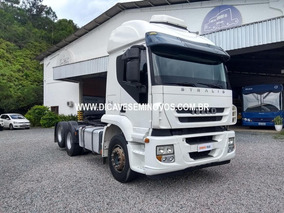 Iveco Stralis 400 6x2t 2013/2013 Automático