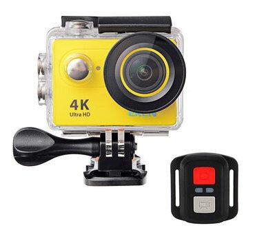 Câmera Sport Eken H9r Filmadora 4k Hd Controle Prova D