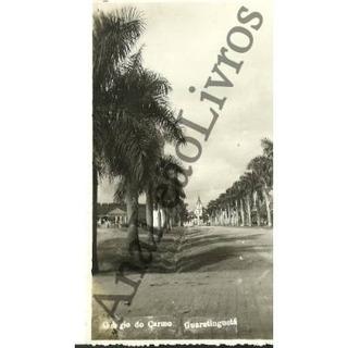 Cartao Postal Antigo - Colegio Do Carmo - Guaratingueta - Ca