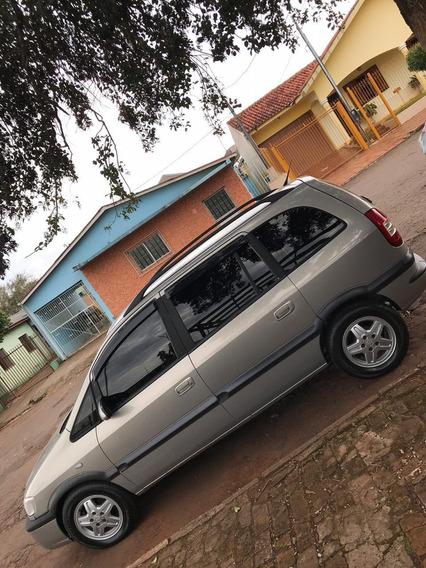 Chevrolet Zafira 2.0 16v Elite 5p 2005