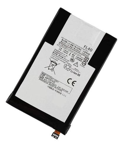 Imagen 1 de 1 de Bateria Pila Para Motorola Moto X Play Fl40 Xt1563