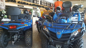 Cuatriciclo Gamma Mountaineer Cforce 450 L 2016 Atv No Honda