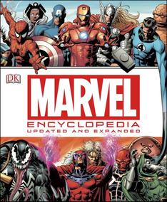 Marvel Encyclopedia: The Definitive Guide To The Characters