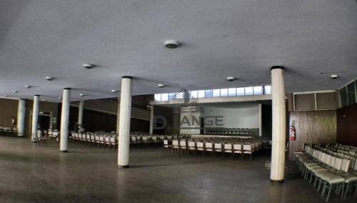 Prédio Comercial À Venda, Centro, Campinas. - Pr0396