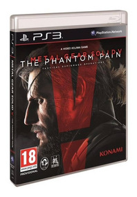 Metal Gear Solid Ps3 Mídia Física Lacrado Promoção