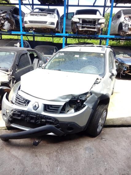 Sucata Renault Sandero Stepway 1.6 16v 2013
