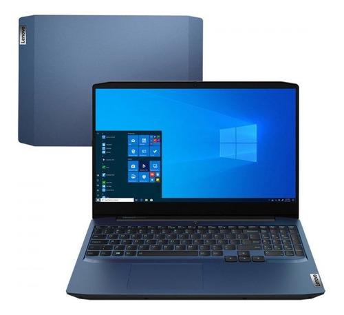 Notebook Gamer Lenovo 10ºgeração Intel Core I7-10750h 8gb