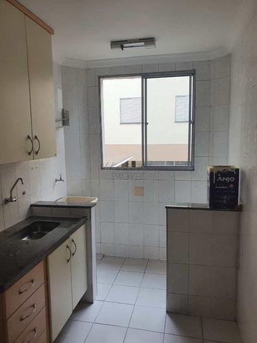 Apartamento Com 3 Dorms, Jardim Pitangueiras I, Jundiaí - R$ 310 Mil, Cod: 8663 - V8663