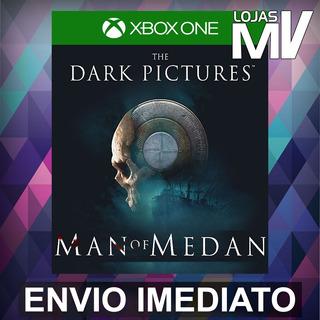 The Dark Pictures: Man Of Medan Código 25 Digitos Xbox One