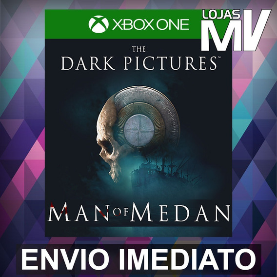 The Dark Pictures: Man Of Medan Código 25 Digitos Xbox One