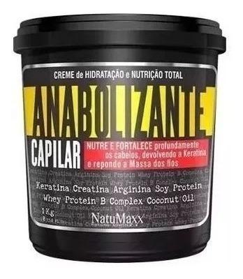 Anabolizante Capilar Natumaxx 1kg - Produto Em Estoque