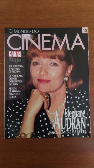 Revista O Mundo Do Cinema N° 12 Stephane Audran Caras