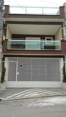 Casa Para Venda, 3 Dormitórios, Cooperativa - São Bernardo Do Campo - 7079