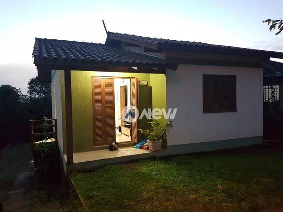 Casa Com 2 Dormitórios À Venda, 50 M² Por R$ 212.000,00 - União - Estância Velha/rs - Ca2975