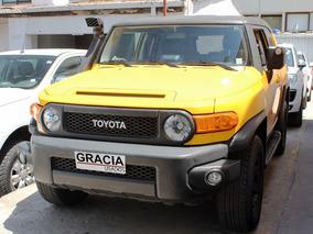 Toyota Fj Cruiser Limited 4x4 2015