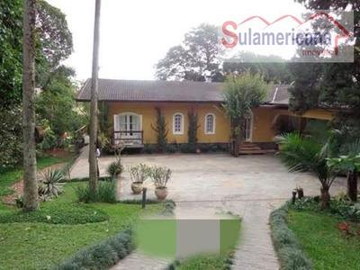 Casa Residencial À Venda Em Condomínio Fechado - Ca0063