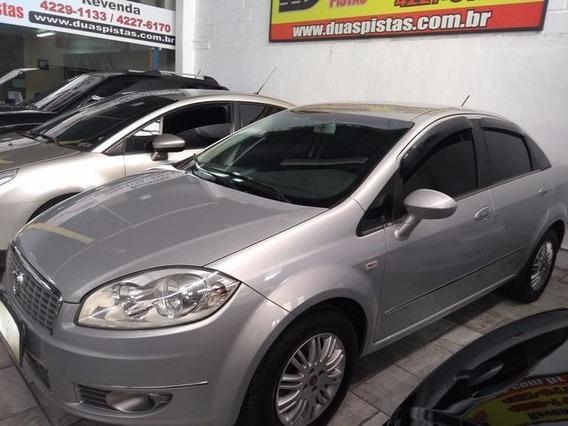 Fiat Linea 1.9 Mpi 16v Flex, Bud0221