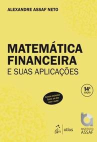 Matematica Financeira E Suas Aplicacoes - 14ª Ed