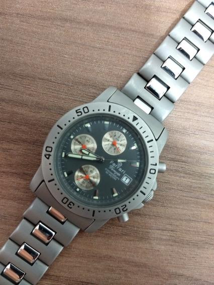 Relógio Ferrari Cronógrafo