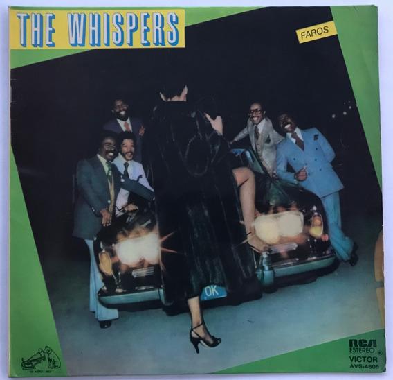 Disco The Whispers Faros Vinilo